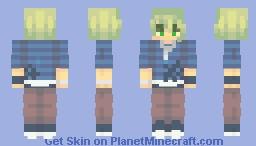 rantaro amami Minecraft Skin