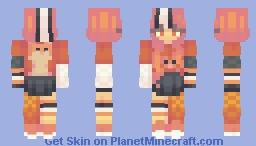 love taste Minecraft Skin