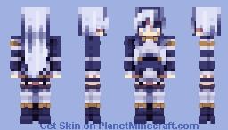 Vladilena Milizé | 86 Minecraft Skin