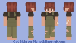 bao Minecraft Skin