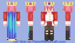 ~ T e c h n o b l a d e ~ Minecraft Skin