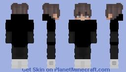 Kai ~ Aesthetic Series Minecraft Skin