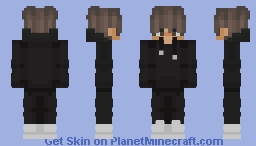 Nick ~ Aesthetic Series Minecraft Skin