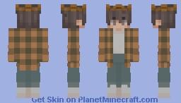 Toby ~ Aesthetic Series Minecraft Skin