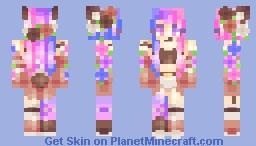 Flower Petal -CE Minecraft Skin