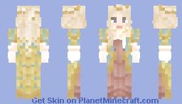 [LOTC] Marie Antoinette kinda fit Minecraft Skin