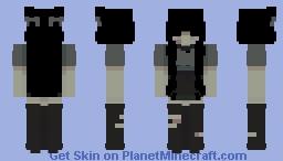 hate them Minecraft Skin
