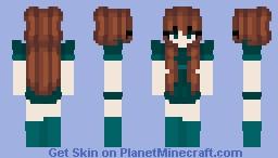 Copper Minecraft Skin
