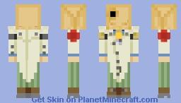 Dr. Faust ~ Guilty Gear Xrd Minecraft Skin