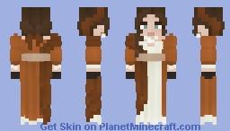 troop leader [gift] Minecraft Skin