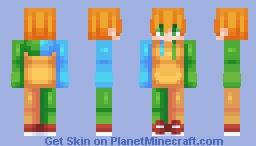 🧸 Stitches || Animal Crossing 🧸 Minecraft Skin