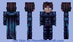prince of the shadows (remix room) Minecraft Skin
