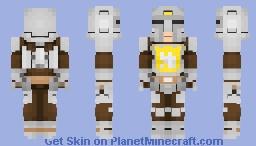 Peacemaker (Kingdom Come) | DC Comics Minecraft Skin