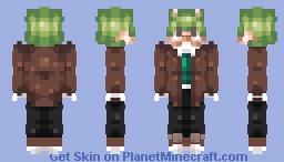 [ M o s s ] ;; OC Minecraft Skin