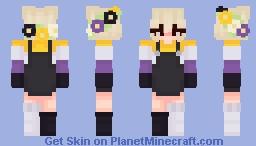 ~ Nonbinary Fella ~ Minecraft Skin