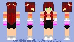 Amorette Monet Minecraft Skin