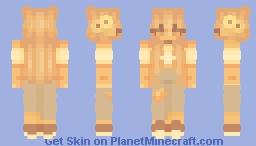 - 𝚂 𝚞 𝚗 𝚗 𝚢 - Minecraft Skin