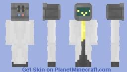owo TV Minecraft Skin