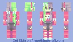 Sparrow - oc Minecraft Skin