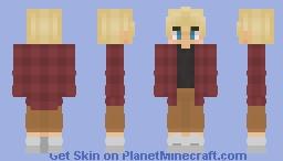 Tyler Minecraft Skin