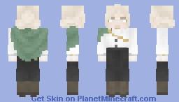 Cirice Davenport Minecraft Skin