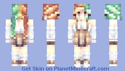 Left Twix -- SF attack! Minecraft Skin