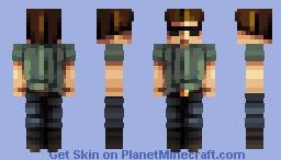 Eret - Dream SMP Skins Remake. #4 Minecraft Skin