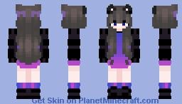 Brianna Minecraft Skin