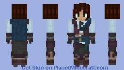 Counter-Attack on InZane! | SF (Popular Reel! 🌙) Minecraft Skin