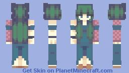Ocean Breeze Minecraft Skin