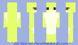 Mediterranean Tree frog Minecraft Skin