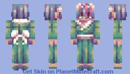 Attack!! - Blubby Minecraft Skin