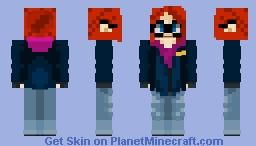 Kinzie Kensington Minecraft Skin