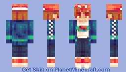 wqtermxlon ~ sf friendly fire Friday Minecraft Skin