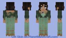 [LOTC] 𝓐𝔂𝓼𝓾 (jus the dress) Minecraft Skin