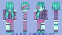 Lost Among the Fields~ [SF] Minecraft Skin