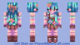 twixsted mirage (i am so sorry lmao) Minecraft Skin