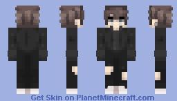 go live ; Minecraft Skin