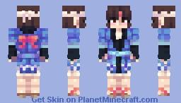 hyah Minecraft Skin