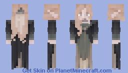 ↠ Lavish Elfess Minecraft Skin