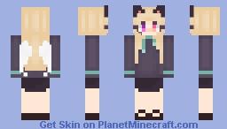 (Shaded) Arxelin's Persona Minecraft Skin