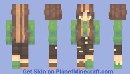 sf 11/ aventure Minecraft Skin