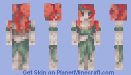Lyris & Mr. Takoyaki (SF) Minecraft Skin