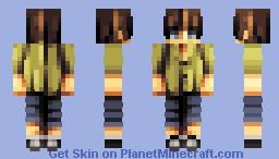 Tubbo - Dream SMP Skins Remake. #5 Minecraft Skin