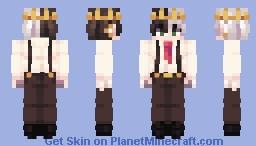 Counter!! - ranboo? Minecraft Skin