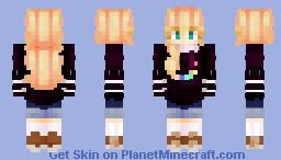 Drista iz'ent Dr34m Minecraft Skin