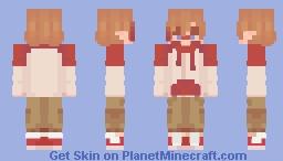 Tommyinnit! Minecraft Skin