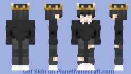 dumb persona thing Minecraft Skin