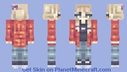 rae pun rae pun Minecraft Skin