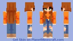 = Orange Marmalade = (RCE) Minecraft Skin